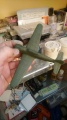 1/72 Ki-100 - лучший истребитель JAAF 2-й мировой войны