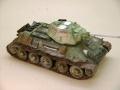 Звезда/Макет 1/35 - Т-34-76 - Старая, но боевая