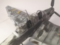 Italeri 1/48 Ju-87 G-2 Stuka Kanonenvogel — Пушечное ядро