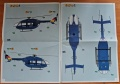 Обзор Revell 1/72 Eurocopter EC-145 Builders Choice