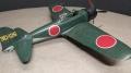 Tamiya 1/48 Mitsubishi A6M5a Zero Sadaaki Akamatsu - Пьяный Маэстро