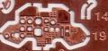 A-squared 1/72 Фототравление Су-33 интерьер/экстерьер для модели Звезда