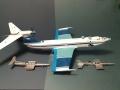 Самодел 1/144 СМ-2 (экраноплан обр. 1962)