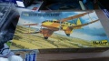 Heller 1/72 DH 89 Dragon Rapide - Быстрый дракон