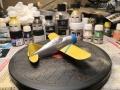 Hasegawa 1/72 Brewster F2A-2 Buffalo