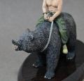 Meng Model 1/35 Верхом на медведе