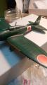 Fujimi 1/72 Aichi Type 99 model 22