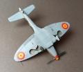 Classic Airframes 1/48 Heinkel 112 - Случайный самолётик