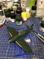 Hasegawa 1/72 J2M3 Raiden - Разряд японской молнии или 50 оттенков зеленого