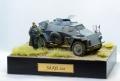 Bronco 1/35 Sd.Kfz.221 - На острие удара!