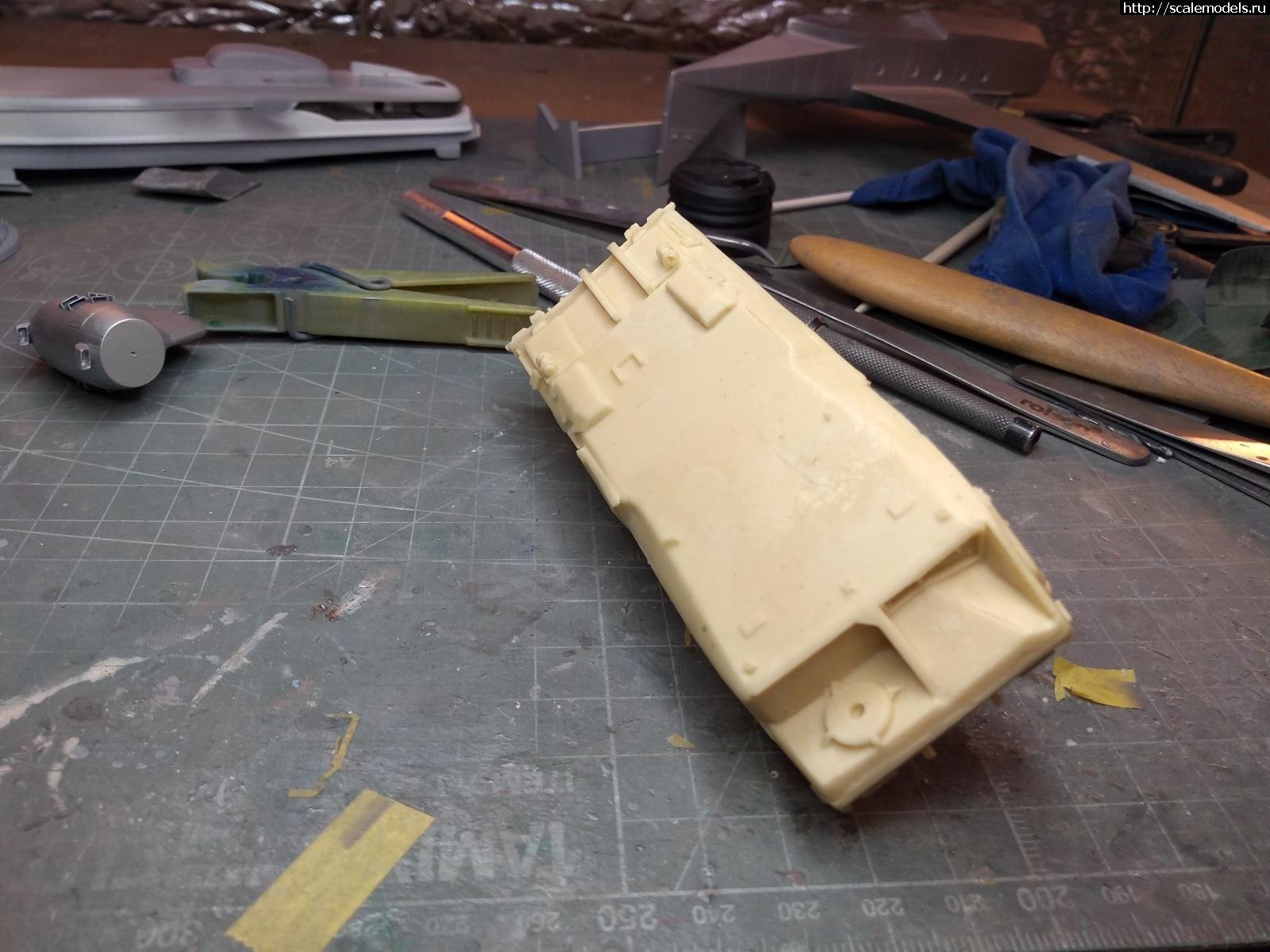 1/72 Gonzoid M577 Armored Personnel Carrier Закрыть окно