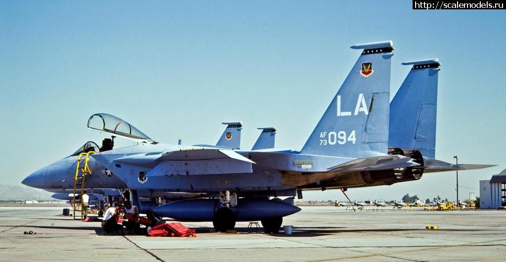 Tamiya 1/48 F-15C Eagle/ Tamiya 1/48 F-15C Eagle(#14474) - обсуждение Закрыть окно