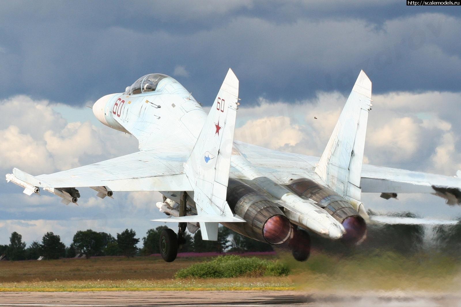 #1641521/ Су-27УБ 1/48 GWH Закрыть окно