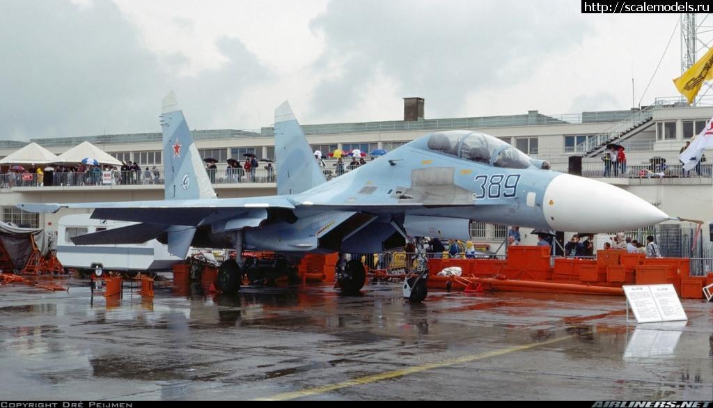 #1641704/ Су-27УБ 1/48 GWH Закрыть окно