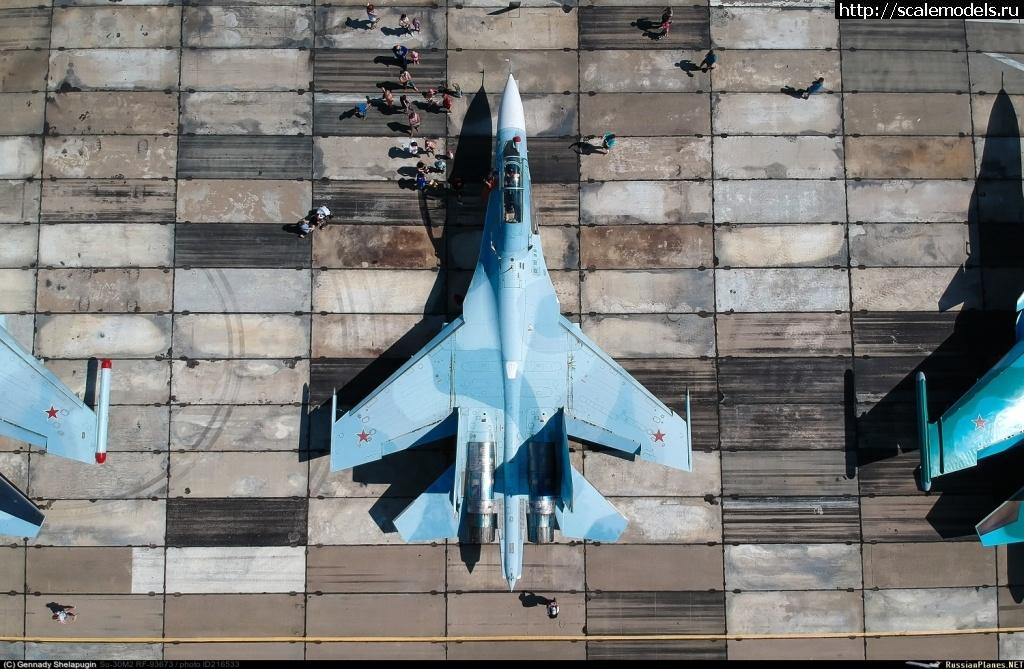 #1641829/ Су-27УБ 1/48 GWH Закрыть окно