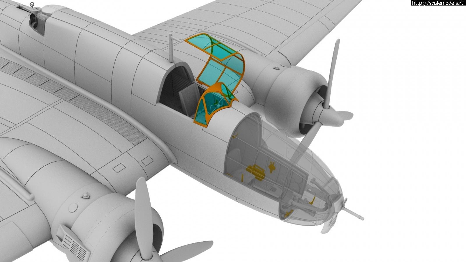 Анонс IBG Models 1/72 PZL.37 A bis II Los - 3D-рендеры Закрыть окно