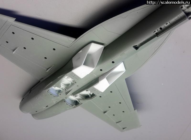 Полноразмерные ВЗ для Academy 1/72 F/A-18E/F/G Закрыть окно