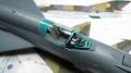 Eduard 1/48 MiG-21bisD ВВС Хорватии