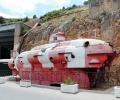 Walkaround АРС АС-20, Балаклавский подземный музейный комплекс, Балаклава, Крым, Россия
