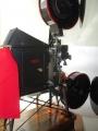 Действующая модель кинопроектора Ernemann Imperator 8 мм.
