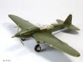 Звезда 1/144 Ил-2М - Штурмовик из игровой фишки