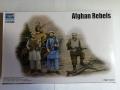 Обзор Trumpeter 1/35 00436 Afghan rebels