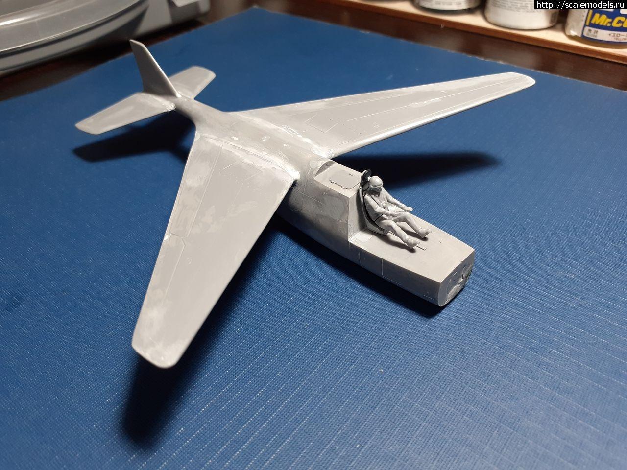 #1647553/ Blohm & Voss BV P.209.02 1:72 Airmodel (ГОТОВО) Закрыть окно