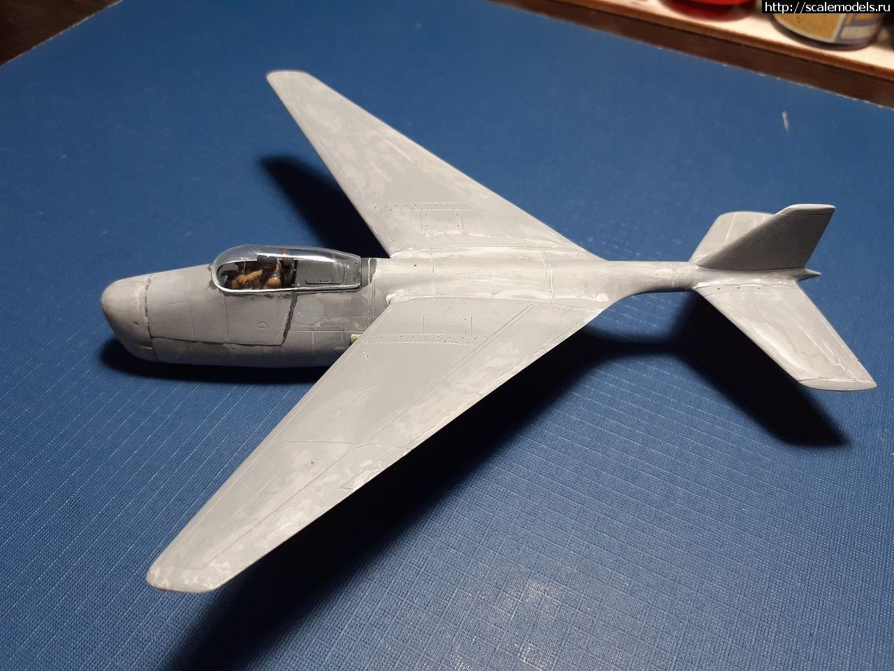 #1648011/ Blohm & Voss BV P.209.02 1:72 Airmodel (ГОТОВО) Закрыть окно
