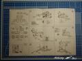 Обзор MPM 1/72 XF-85 Goblin