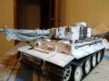 Звезда 1/35 Pz.Kpfw.VI ausf E/F Tiger