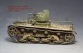 Hobbyboss 1/35 Легкий танк Т-26РТ с радиостанцией № 7Н