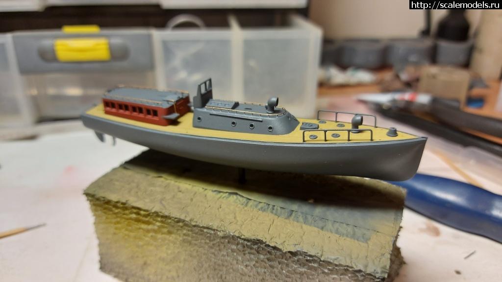 #1649225/ 17метровый адмиральский катер IJN 1/144 Закрыть окно