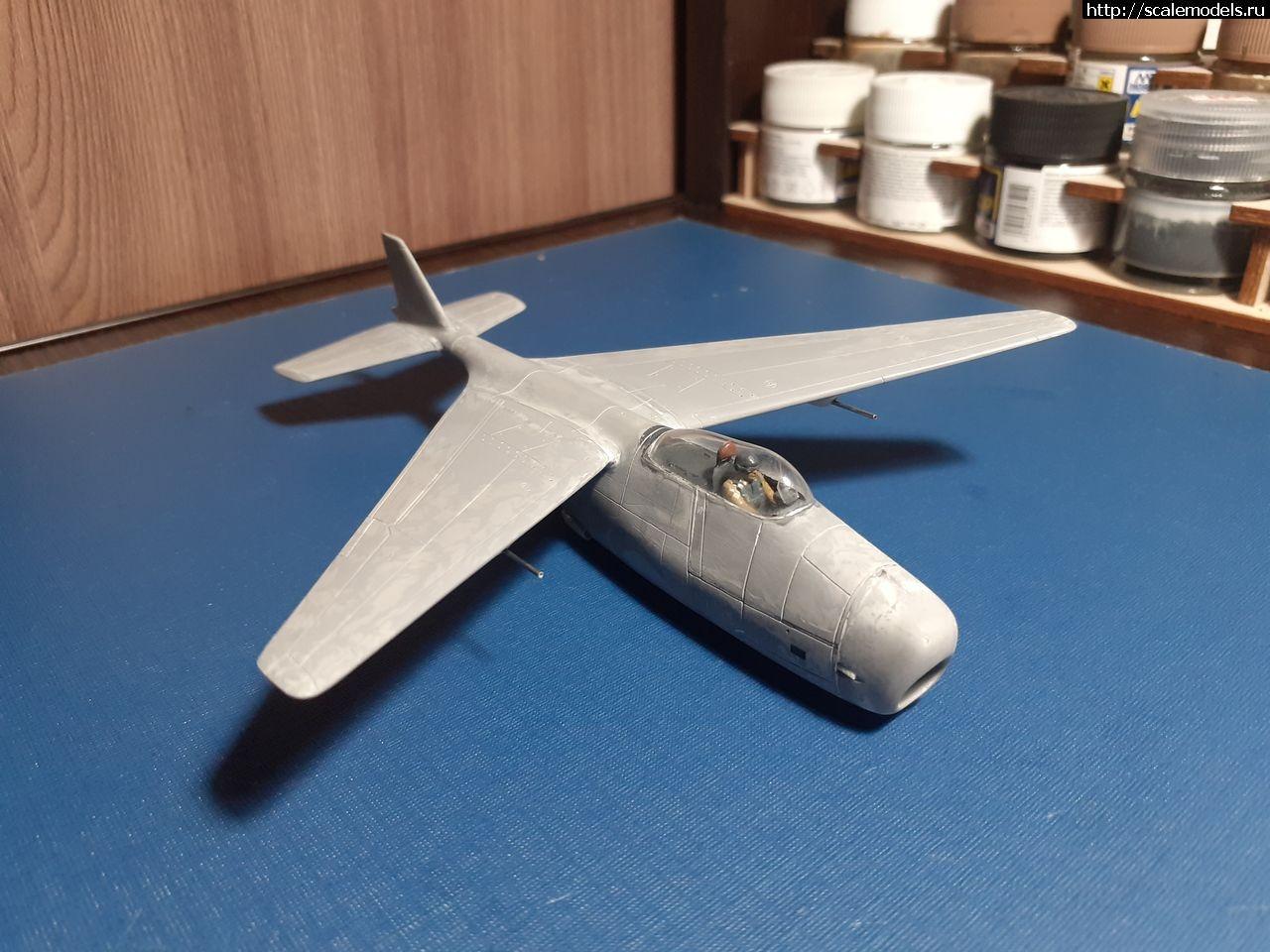#1650339/ Blohm & Voss BV P.209.02 1:72 Airmodel (ГОТОВО) Закрыть окно