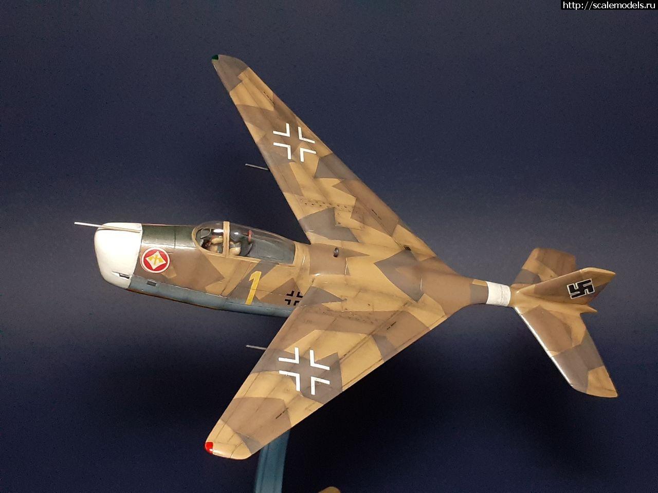#1651365/ Blohm & Voss BV P.209.02 1:72 Airmodel (ГОТОВО) Закрыть окно