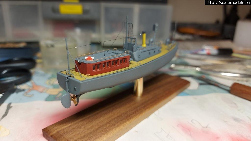 #1653187/ 17метровый адмиральский катер IJN 1/144 Закрыть окно