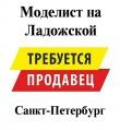 Вакансия в магазине Моделист-СПб