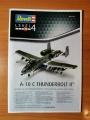 Обзор Revell 1/72 A-10 Thunderbolt II 03857