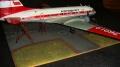 Амодел 1/72 Ил-14М СССР-61692 Красный Аэрофлот.