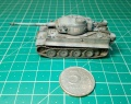 Звезда М1/100 Panzer Tiger I