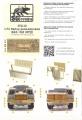 Обзор SG Modelling 1/72 Набор деталировки МАЗ-543