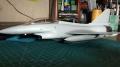 Trumpeter 1/48 Chengdu J-10S Vigorous Dragon