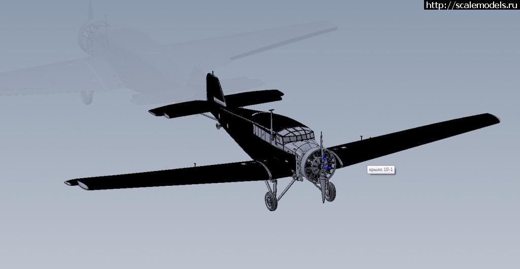 Анонс MikroMir 1/48 Junkers W 34 Закрыть окно