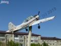 Walkaround Як-52 б/н 123, ДОСААФ, Тобольск, Тюменская область, Россия