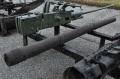 Walkaround 75-мм ствол немецкого орудия, Мемориал Малая Земля, Новороссийск, Краснодарский край
