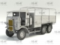ICM 1/35 Leyland Retriever General Service (раннего производства)