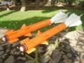 Walkaround управляемая ракета малой дальности Р-60, Музей Техники Вадима Задорожного, Архангельское