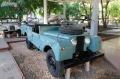 Walkaround Land Rover series I, Museo de la Revolucion, Havana, Cuba