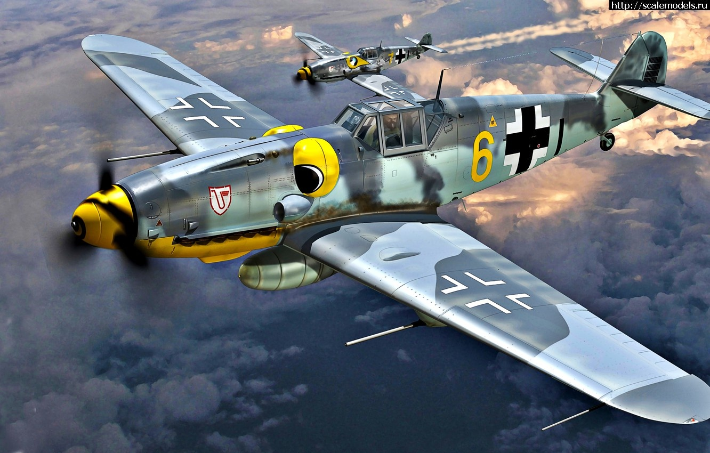 QuickBuild: Одномоторные самолеты Люфтваффе и других стран ОСИ - итоги Закрыть окно