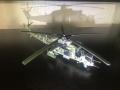 Звезда 1/72 Ми-35М - Не стареющая гроза в небе.