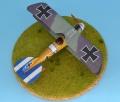 Eduard 1/48 Albatros D.V  - Рыцарь неба на букву B